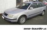 VW Passat Variant B5 - rozpredám na náhradné diely