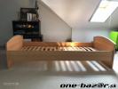 Rošt veľkosti 90x200cm + drevotriesková posteľ zadarmo