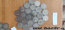 predám 440 výročných 2€ euromincí po zbierkach