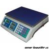 Obchodná váha ACS-6/15 do 15 kg bez stĺpika , RS232 , s over