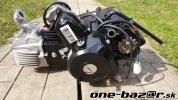 Motor ATV poloautomat 125 ccm 3+1