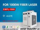 Priemyselný recirkulačný chladič pre 1KW laserovú