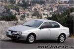 Alfa Romeo 156 - rozpredám na náhradné diely