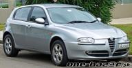 Alfa Romeo 147 - rozpredám na náhradné diely