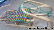 Sánky 120 cm+opierka-S1 skladom