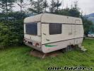 Predám karavan bez TP a ŠPZ