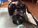 Nikon D3200 18-55kit AF-S DX Zoom-Nikkor 18-55