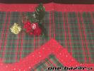 Vianočné obrusy! (sada3ks)