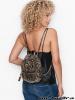 Victoria's Secret batoh ruksak s hadím vzorom