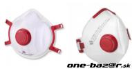 Respiratory FFP2 FFP3, uniforma EN14126