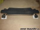 E-Longboard kvalitný nemecký predám.