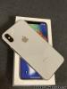 Predám iPhone X Silver 64GB + 3 kryty