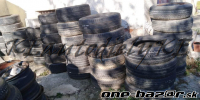 Letné a zimné pneumatiky - rôzne rozmery