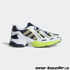 Adidas Originals EQT Gazelle trainers in navy and yellow