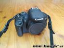 Canon EOS 700D telo + príslušenstva