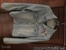 Retro riflová bunda značky JOHN F. GEE