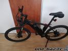 Elektrobycikel čierny sršeň