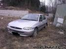 Ford Escort - rozpredám na náhradné diely