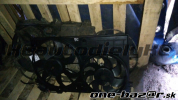 Fiat Grande Punto 1,3MJET - ventilátor chladenia