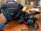 Canon EOS Rebel T2i Digital SLR Camera wmm/40mm