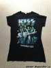 Rockové tričko KISS